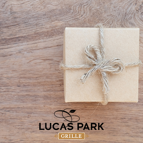 Gift Certificates for Lucas Park Grille