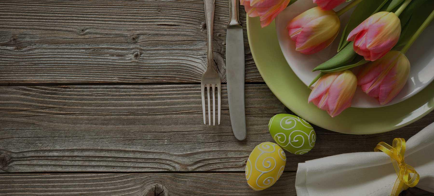 Easter brunch at Lucas Park Grille